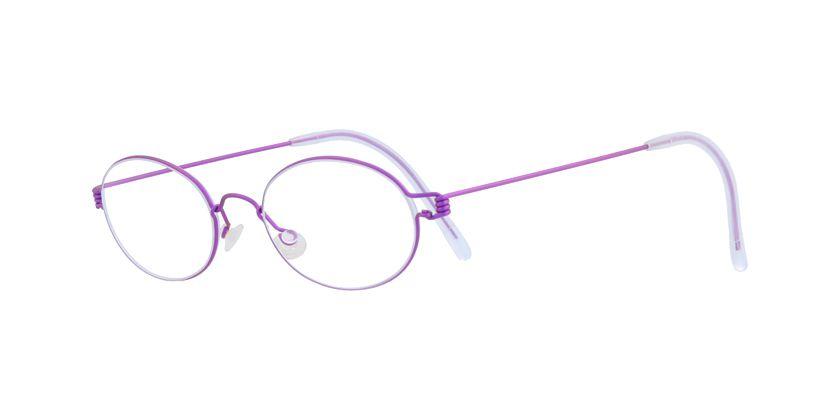 Lindberg RIMOVAL75 Eyeglasses - 45 Degree View