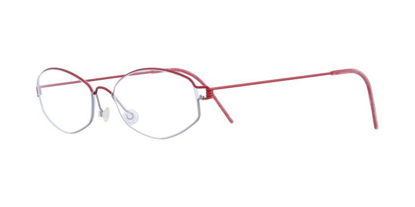 Lindberg RIMSIFU33 Eyeglasses - 45 Degree View