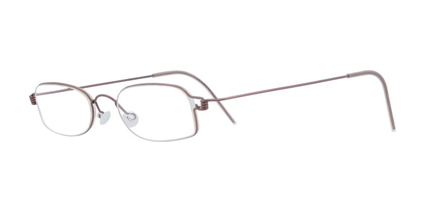 Lindberg RIMTINUSU12 Eyeglasses - 45 Degree View