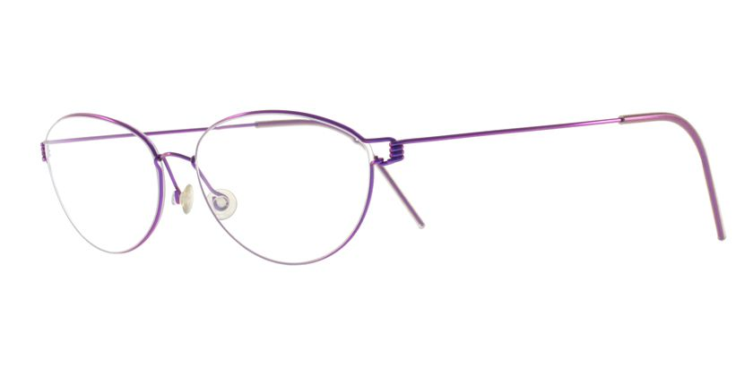 Lindberg RIMVIBEKEP77 Eyeglasses - 45 Degree View