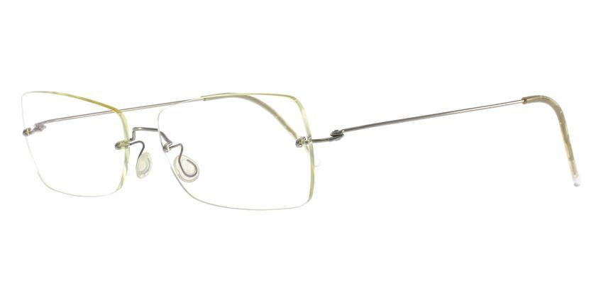 Lindberg SPIRIT2012P10 Eyeglasses - 45 Degree View