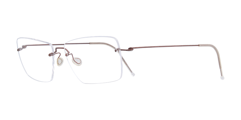 Lindberg SPIRIT2017U12 Eyeglasses - 45 Degree View