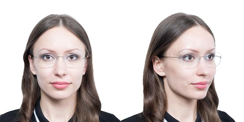 Lindberg SPIRIT2226P30 Eyeglasses - Try On View