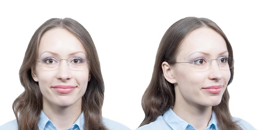 Lindberg SPIRIT307186559U12 Eyeglasses - Try On View