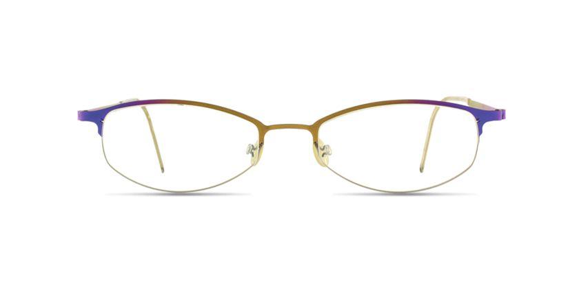 Lindberg STRIP4020 Eyeglasses - Front View