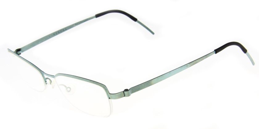 Lindberg STRIP717030 Eyeglasses - 45 Degree View