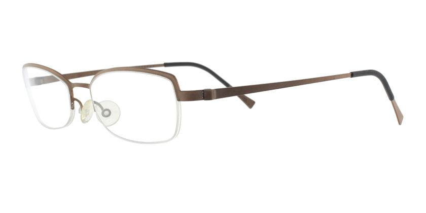 Lindberg STRIP7170U12 Eyeglasses - 45 Degree View