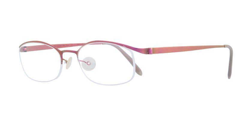 Lindberg STRIP7215P75 Eyeglasses - 45 Degree View