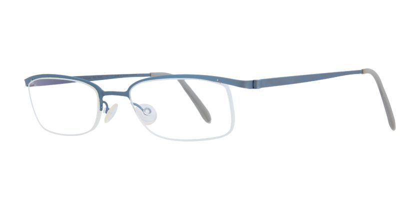 Lindberg STRIP7230107 Eyeglasses - 45 Degree View