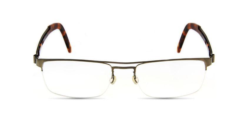 Lindberg STRIP7335K2510 Eyeglasses - Front View
