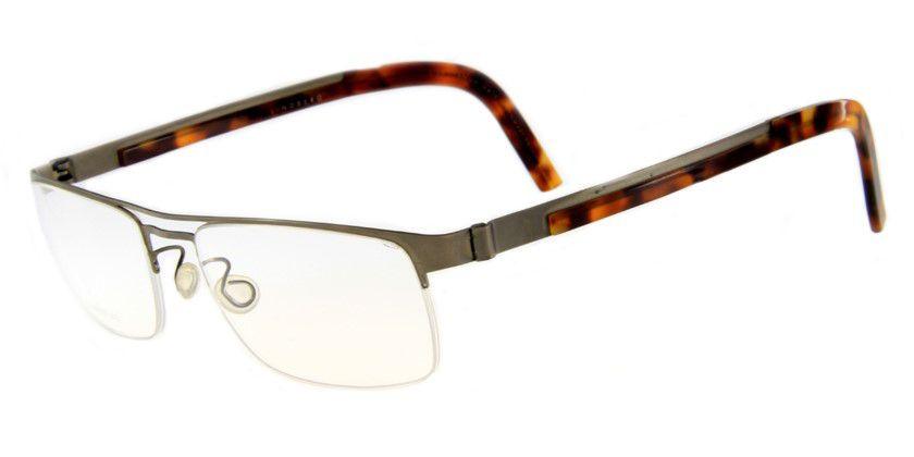 Lindberg STRIP7335K2510 Eyeglasses - 45 Degree View