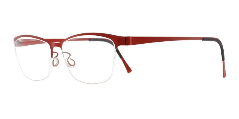 Lindberg STRIP7380U22 Eyeglasses - 45 Degree View