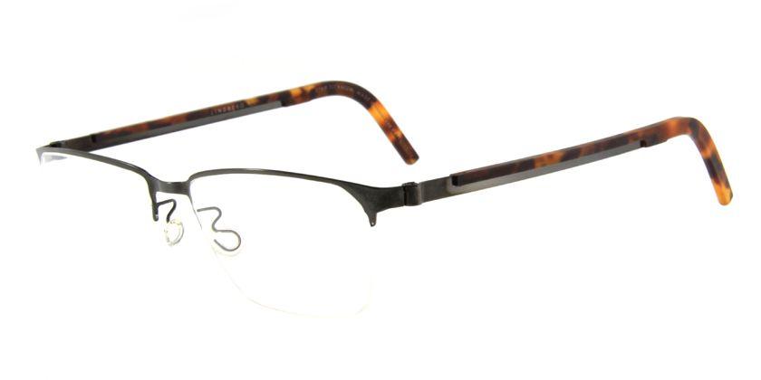 Lindberg STRIP7402K25MPU9 Eyeglasses - 45 Degree View