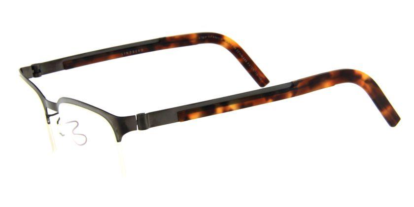 Lindberg STRIP7404K25MPU9 Eyeglasses - 45 Degree View