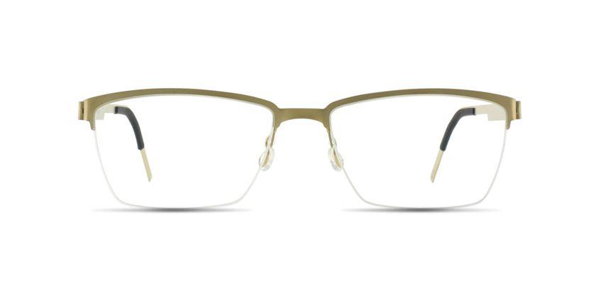 Lindberg STRIP7407GT Eyeglasses - Front View