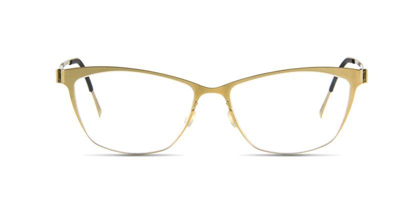 Lindberg STRIP9554PGT Eyeglasses - Front View