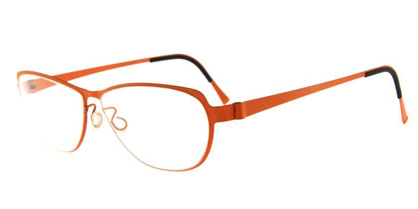 Lindberg STRIP9557U39 Eyeglasses - 45 Degree View