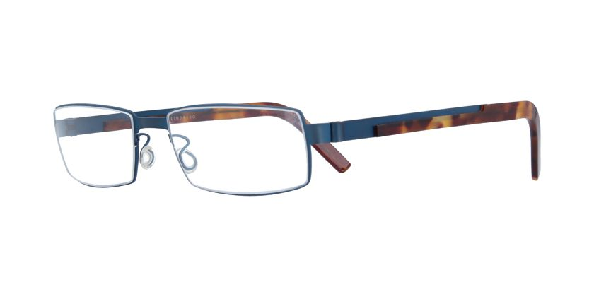 Lindberg STRIP9562K25U13 Eyeglasses - 45 Degree View