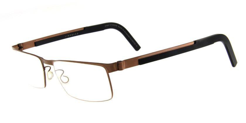 Lindberg STRIP9563K24MU12 Eyeglasses - 45 Degree View