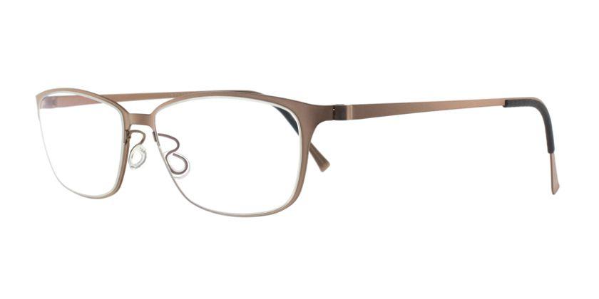 Lindberg STRIP9569U12 Eyeglasses - 45 Degree View