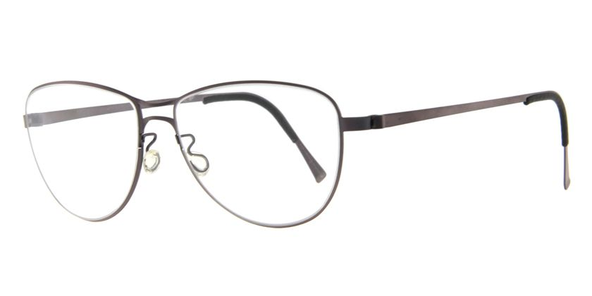 Lindberg STRIP9570U14 Eyeglasses - 45 Degree View