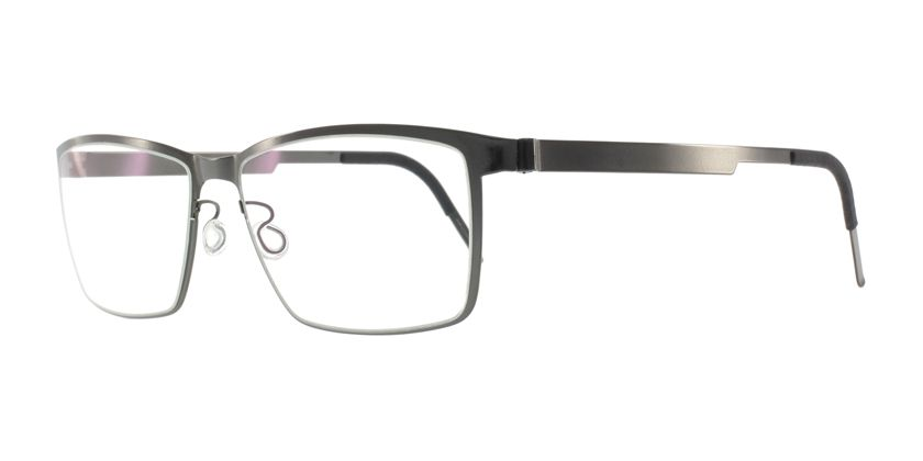 Lindberg STRIP9573PU9 Eyeglasses - 45 Degree View