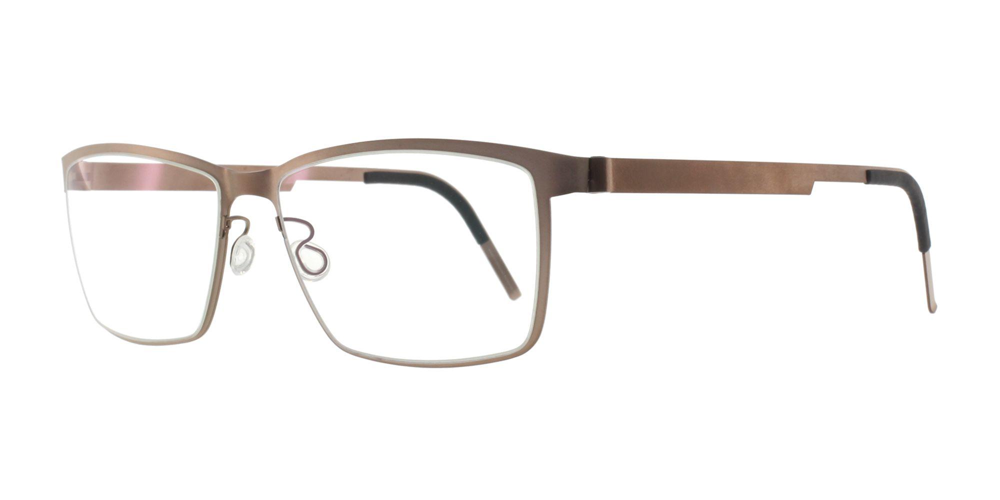 Lindberg STRIP9573U12 Eyeglasses - 45 Degree View