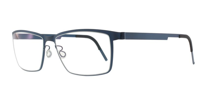 Lindberg STRIP9573U13 Eyeglasses - 45 Degree View