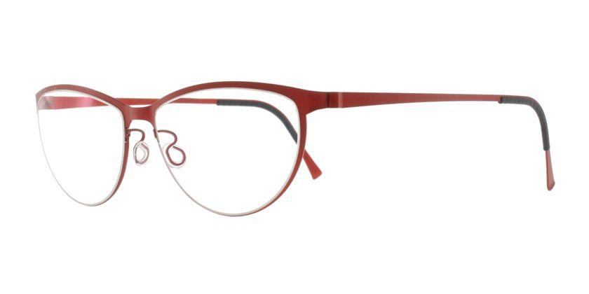 Lindberg STRIP9575U33 Eyeglasses - 45 Degree View