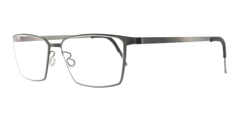 Lindberg STRIP9582PU9 Eyeglasses - 45 Degree View