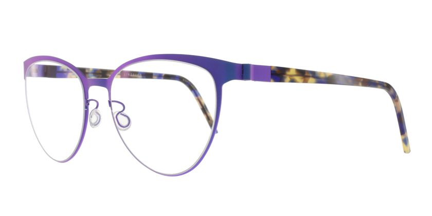 Lindberg STRIP9583K17377 Eyeglasses - 45 Degree View
