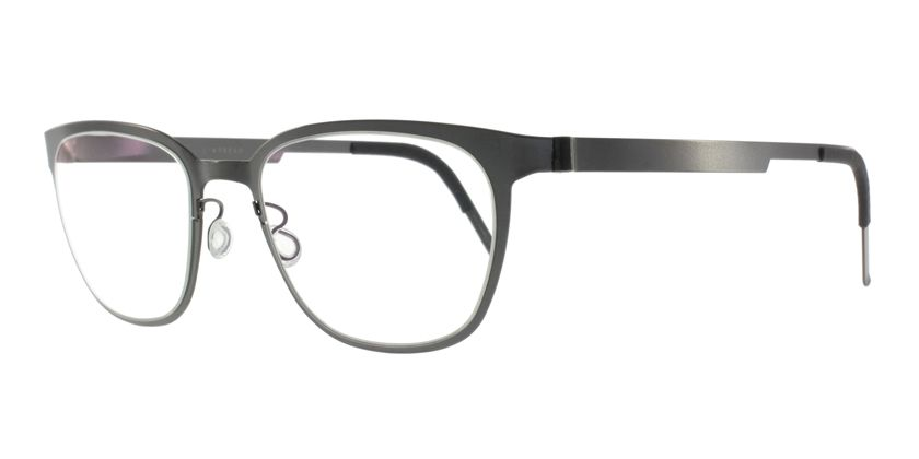 Lindberg STRIP9585PU9 Eyeglasses - 45 Degree View