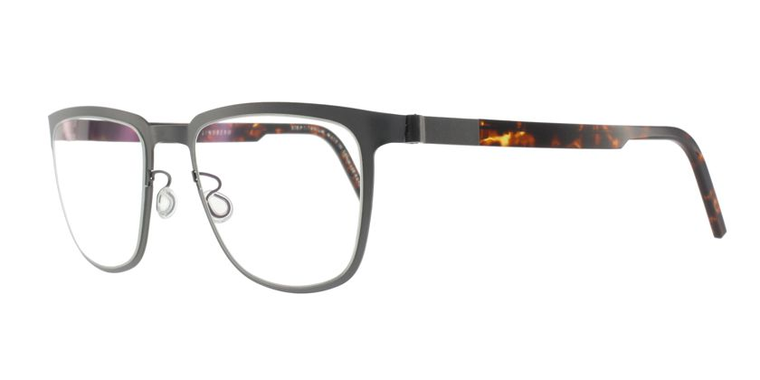 Lindberg STRIP9586K204U9 Eyeglasses - 45 Degree View