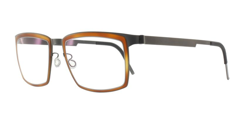 Lindberg STRIP9708U9 Eyeglasses - 45 Degree View