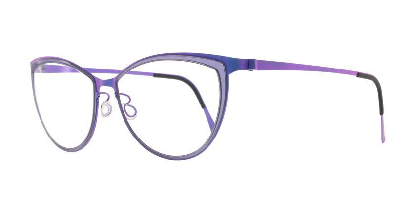 Lindberg STRIP970977 Eyeglasses - 45 Degree View