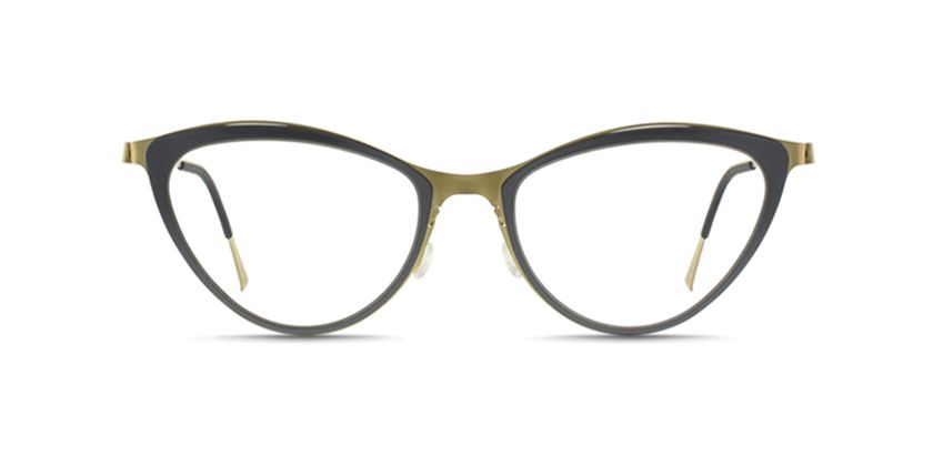Lindberg STRIP9710GT Eyeglasses - Front View