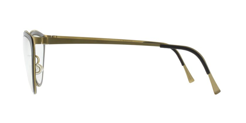 Lindberg STRIP9710GT Eyeglasses - Side View