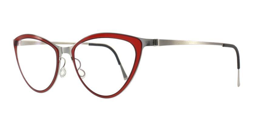 Lindberg STRIP9710P10 Eyeglasses - 45 Degree View