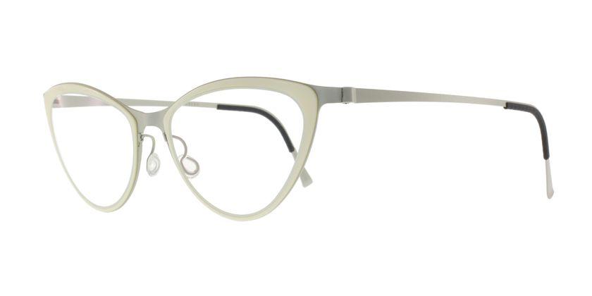 Lindberg STRIP9710U38 Eyeglasses - 45 Degree View