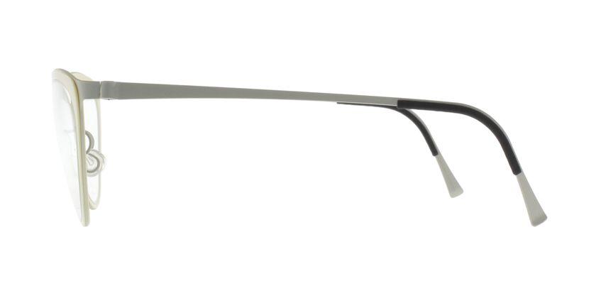 Lindberg STRIP9710U38 Eyeglasses - Side View