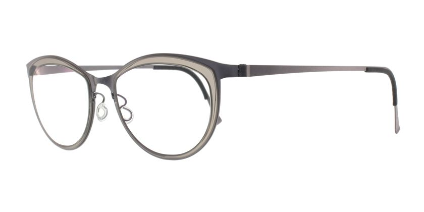 Lindberg STRIP9716U14 Eyeglasses - 45 Degree View