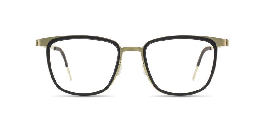 Lindberg STRIP9717GT Eyeglasses - Front View