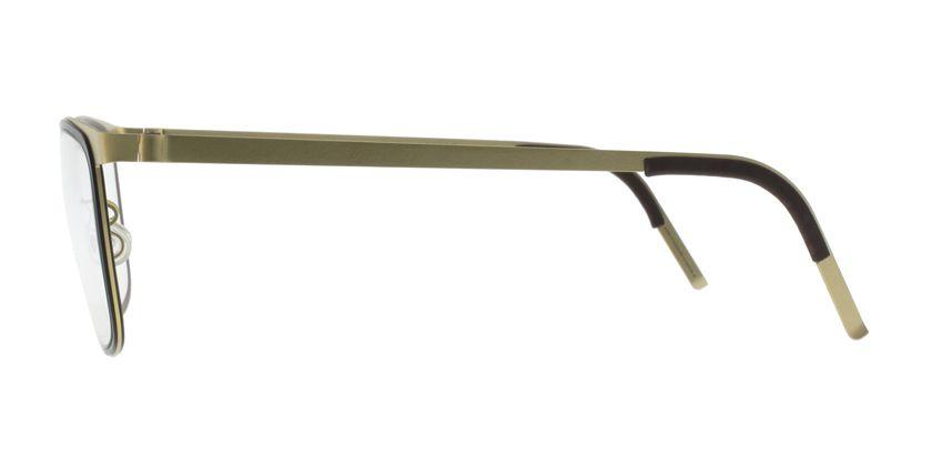 Lindberg STRIP9717GT Eyeglasses - Side View