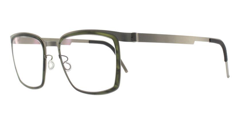 Lindberg STRIP9718K196M10 Eyeglasses - 45 Degree View