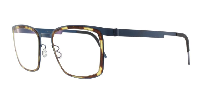 Lindberg STRIP9718U13 Eyeglasses - 45 Degree View