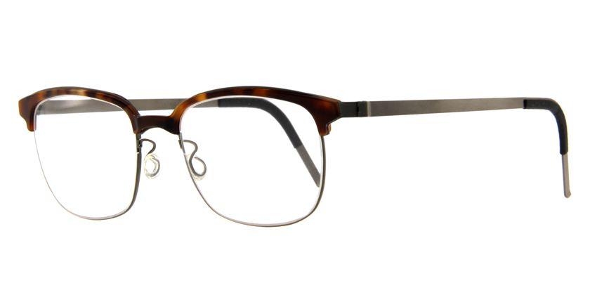 Lindberg STRIP980210 Eyeglasses - 45 Degree View