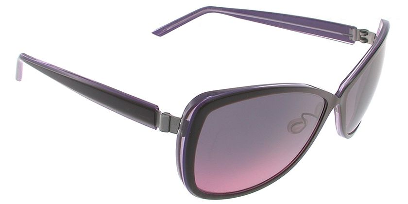 Lindberg SUN8550AC93 Sunglasses - 45 Degree View