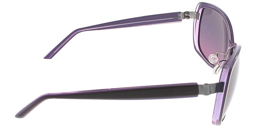 Lindberg SUN8550AC93 Sunglasses - Side View