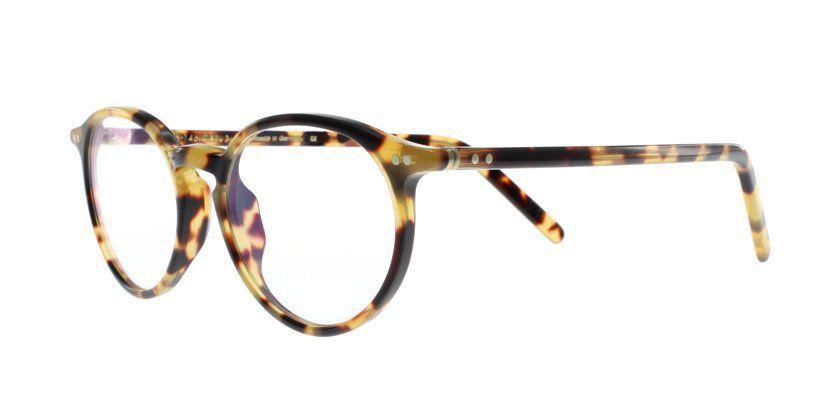 Lunor MOD231C16 Eyeglasses - 45 Degree View