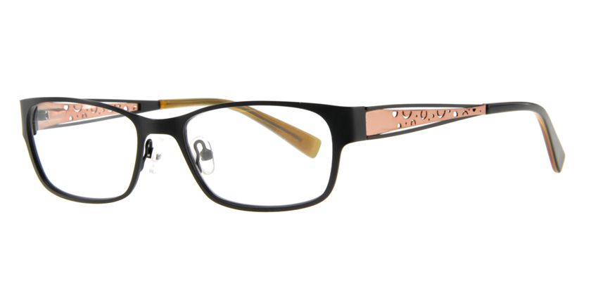 Per te VLO2054001 Eyeglasses - 45 Degree View